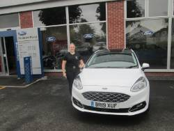 Hodson Ford - New and used Ford Cars in Penkridge, Stafford